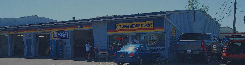 Ciy Auto Repair and Sales